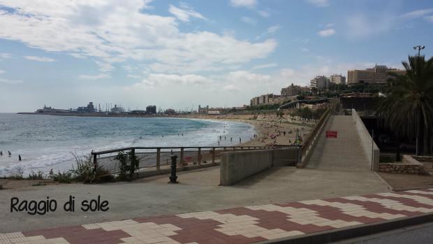 spiaggia miracolo